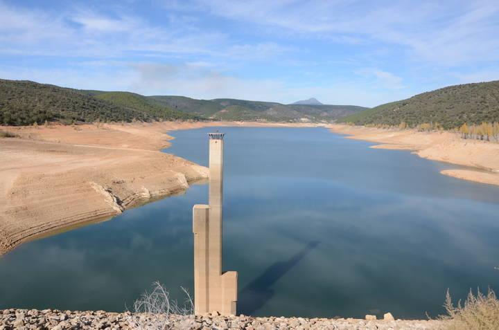 Convocada la Comisión de Sequía de la MAS con el embalse de Beleña por debajo de 9,3 Hm3