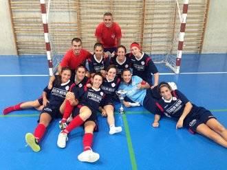 Las guerreras de Chiloeches se traen los 3 puntos de Galicia