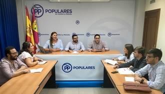 Nuevas Generaciones Castilla-La Mancha proclama la precandidatura de Marta Maroto para que sea su presidenta