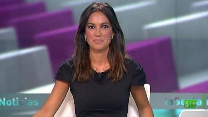 Cristina Saavedra, presentadora de 'La Sexta Noticias', atropellada por un coche