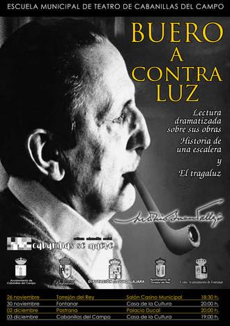 La Diputación de Guadalajara patrocina montajes teatrales de Buero Vallejo en la provincia