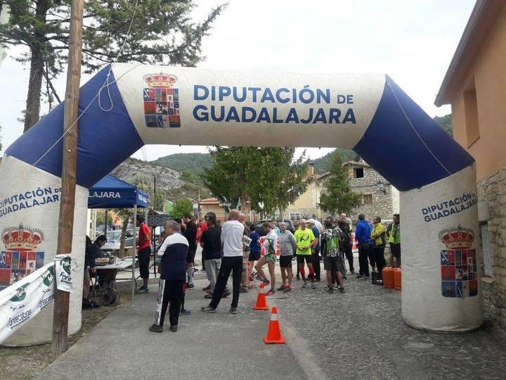 José Bernardo Ruiz se impuso en la Carrera de Montaña de Ocentejo