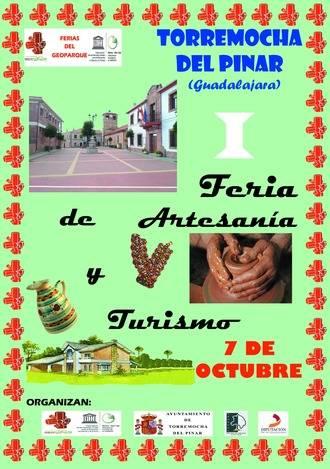 La artesanía del Geoparque viaja este sábado a Torremocha del Pinar