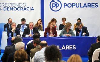 """Tirado: """"Ante el desgobierno de Page y Podemos, el PP es la alternativa para lograr una región de futuro y oportunidades"""""""