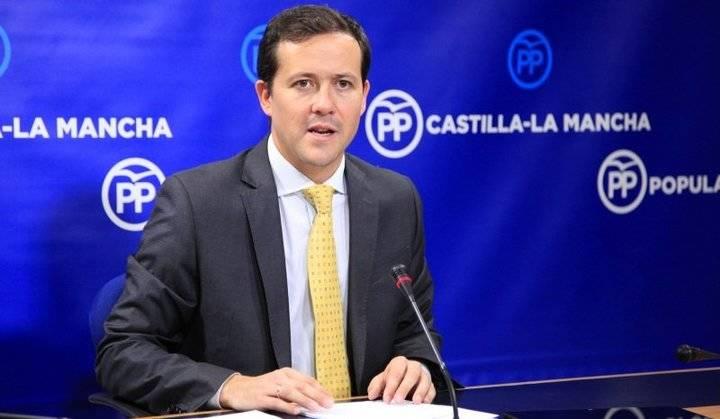 El PP pide la dimisión del consejero de Sanidad por el 'engaño permanente' con las obras de las Urgencias del hospital de Toledo