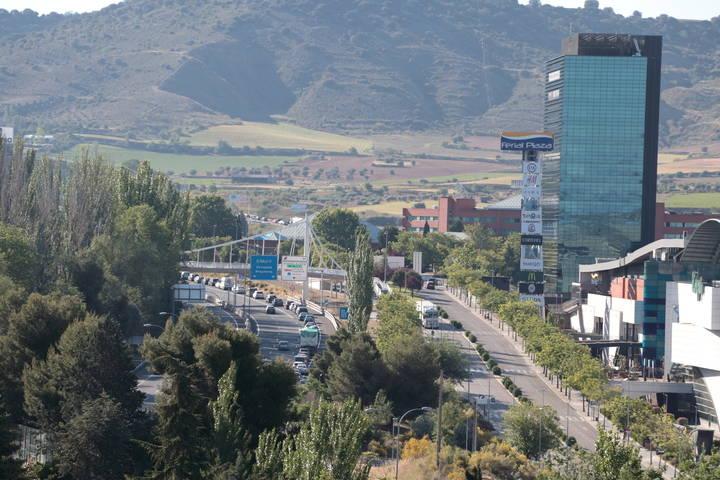 Guadalajara despide el mes de octubre con más nubes que sol y con el mercurio en los 20ºC