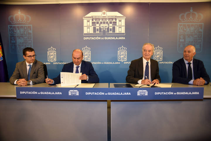 La Diputación renueva su acuerdo con CEOE-CEPYME dirigido a la creación de empleo