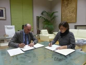 La Diputación colabora con la Escuela Oficial de Idiomas de Guadalajara y su Extensión de Sigüenza