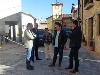 El Plan de Empleo que subvenciona la Diputación beneficia a unas 65 personas en la zona de la Sierra