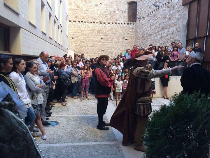 Cerca de 200 personas asistieron el sábado a la Jornada Mendocina organizada por la Diputación