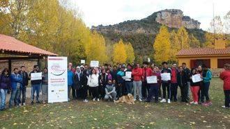 Jóvenes de Guadalajara participan en un encuentro interprovincial de Empleo de Cruz Roja