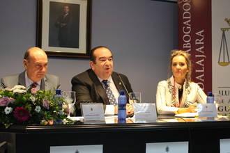 El Ilustre Colegio de Abogados de Guadalajara celebra sus VI Jornadas Laborales