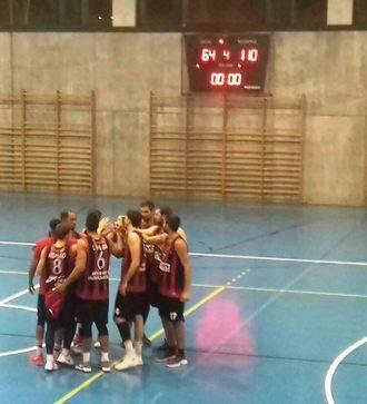 El Isover Basket Azuqueca sigue en racha: Ocho victorias consecutivas