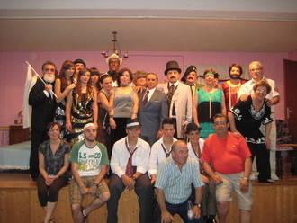 Teatro en Tamajón este sábado con 'Historia de una escalera'