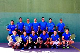 Se ha disputado el pasado fin de semana la séptima jornada de la Liga Provincial de Frontenis de Guadalajara