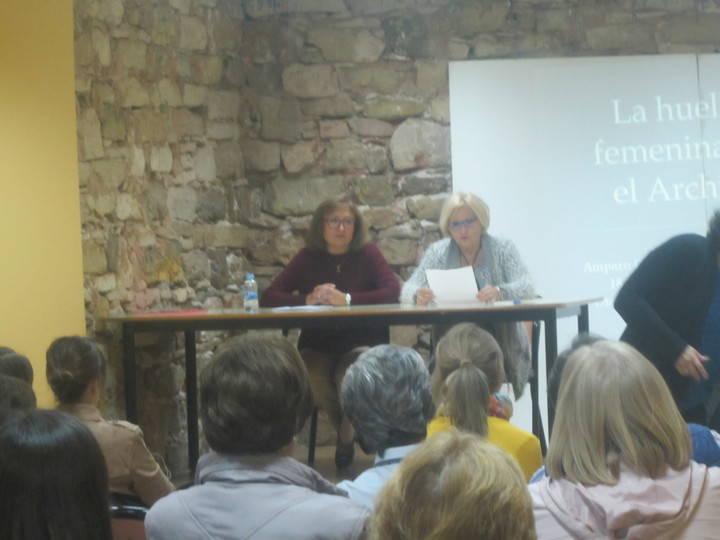 Las huellas de mujeres en la Historia de Sigüenza, en El Torreón