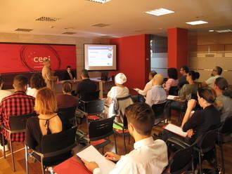 La propiedad industrial e intelectual, protagonistas en el CEEI de Guadalajara