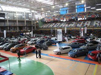 Un total de 123 personas compraron un nuevo coche en el X Salón de Automóvil de Guadalajara