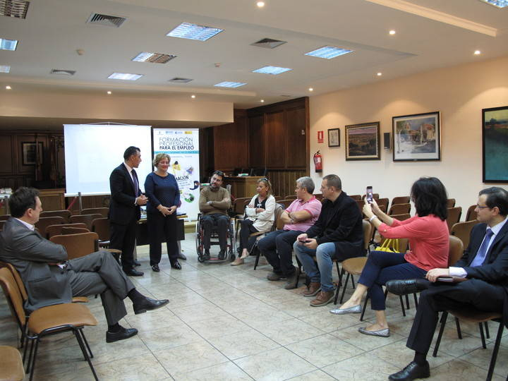 La integración laboral centra un nuevo encuentro de Guadanetwork