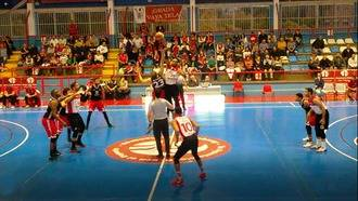 El Isover Basket Azuqueca se coloca líder en solitario, batiendo su récord de victorias consecutivas
