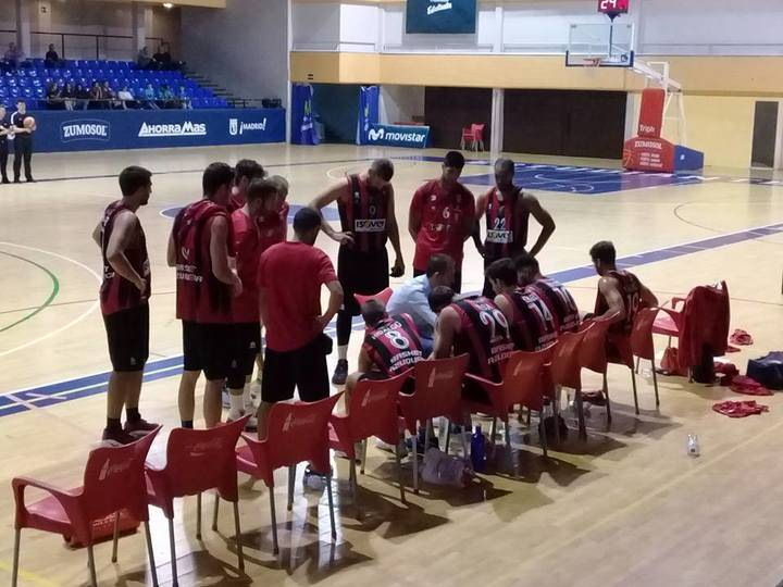 El Isover Basket Azuqueca supo sufrir ante un gran Estudiantes, 73-78