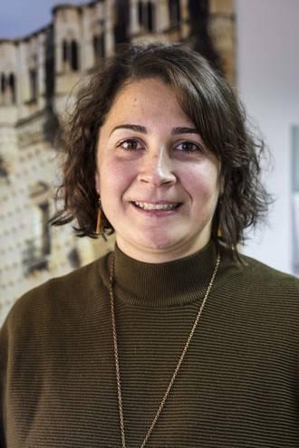 Inmaculada López gana el premio de periodismo