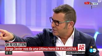 Jorge Javier obligó a su madre a devolver 5.000 euros