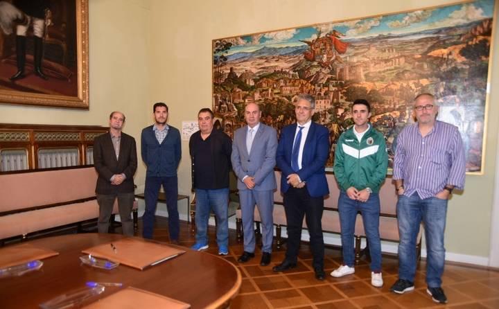 La Diputación de Guadalajara colabora con cuatro clubes deportivos para fomentar su actividad en la provincia