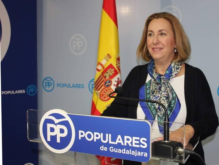 """Valmaña: """"La palabra de Page ya no vale nada en Guadalajara y sus falsos y reiterados anuncios ya no se los cree nadie"""""""
