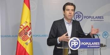 """Lorenzo Robisco: """"Guadalajara es el patito feo de Castilla-La Mancha para Page"""""""