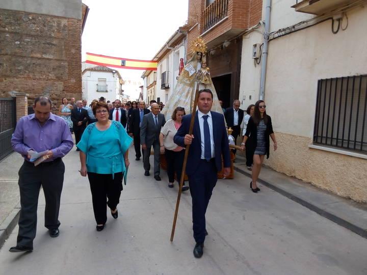 Málaga del Fresno celebra sus Fiestas Patronales en honor a la Virgen del Rosario