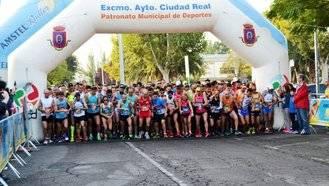 Gemma Arenas y Abdelkader El Handi, ganan la XXII Quixote Maratón en Ciudad Real