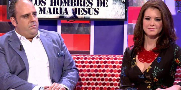"""DIEZ MINUTOS MªJesús: """"Julio y yo hemos acabado"""""""