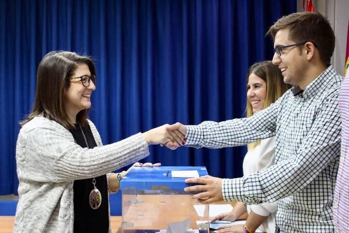 Maroto agradece a todos los afiliados el apoyo a su candidatura a presidir Nuevas Generaciones de Castilla-La Mancha