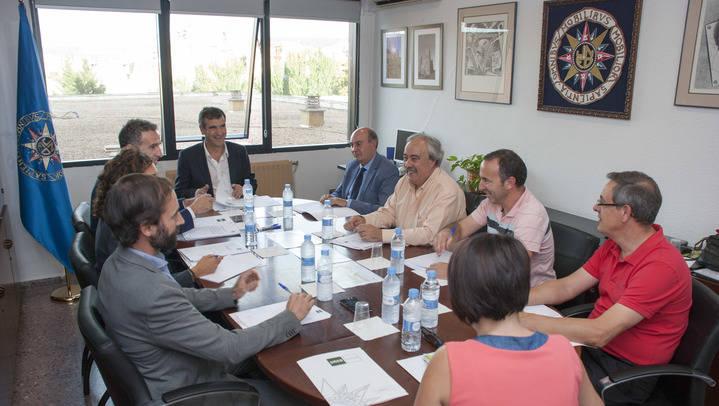 El Centro de la UNED en Guadalajara celebró la reunión de su Junta Rectora