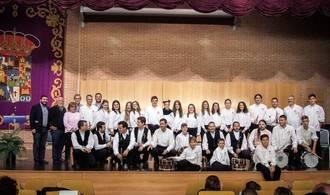La Escuela de Folklore de la Diputación y de la Colleta del Verger ofrecieron una interesante demostración