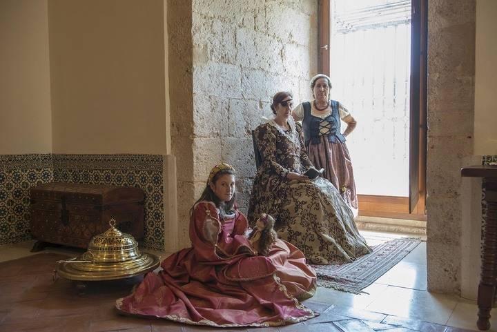 De octubre a julio, vuelven las visitas teatralizadas al Palacio Ducal de Pastrana
