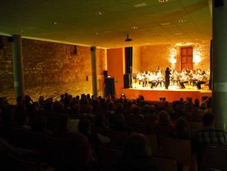 La Banda de Música recibe el reconocimiento de Sigüenza en el quinto aniversario de su refundación