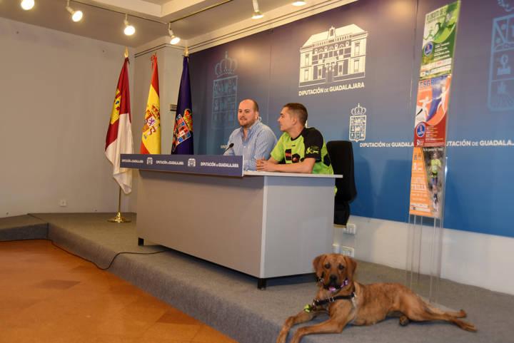 El IX Circuito de Canicross se iniciará el próximo 22 en Yebes-Valdeluz