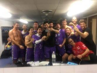 El Quabit sube al quinto puesto tras ganar en Logroño (25-28)