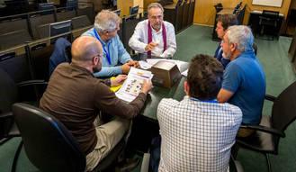 La Asociación de Municipios Ribereños de los Embalses de Entrepeñas y Buendía se reúnen con Unidos Podemos-En Comu Podem-En Marea
