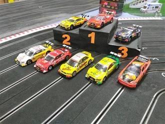 El 1er Rally Slot 'Estrella de Yebes' de coches eléctricos tendrá cuatro tramos de asfalto, desierto y nieve