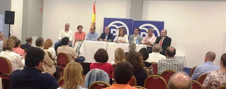 """Guarinos: """"Page no puede seguir gobernando con quienes defienden y apoyan a los golpistas"""