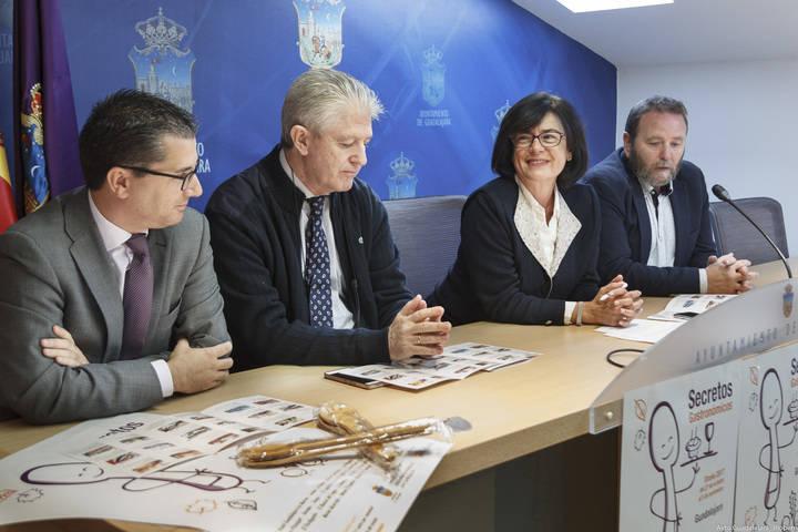 Los Secretos Gastronómicos de Otoño llegan este año a Guadalajara con interesantes novedades