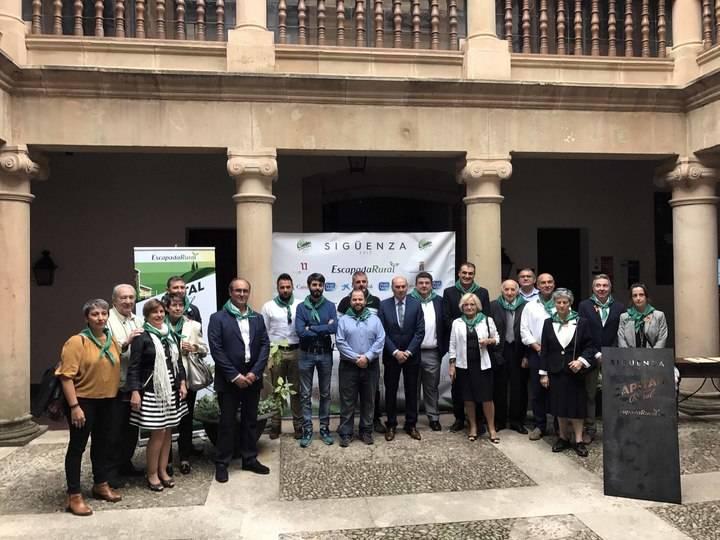 Sigüenza ha vivido un fin de semana memorable con motivo de su nombramiento como Capital del Turismo Rural 2017