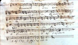Este sábado se volverá a escuchar en Sigüenza música inédita de tres maestros de capilla de la Catedral