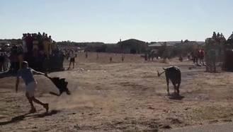 Trágico suceso en Valfermoso: Muere un hombre corneado por un toro