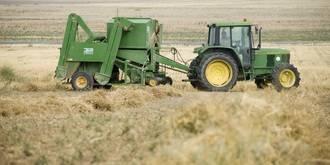 """Los agricultores acusan a la Junta de no estar pagando las ayudas """"con un campo atenazado por la sequía"""""""