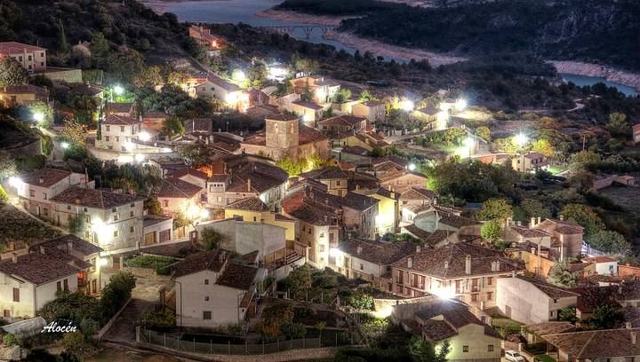 Alocén quiere ser elegido como el pueblo más bonito de Castilla-La Mancha