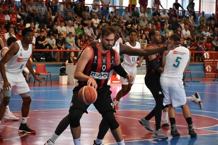 Isover Basket Azuqueca intentará conseguir la quinta victoria en Tenerife